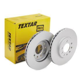 Bremsscheibe von TEXTAR - Artikelnummer: 92091903