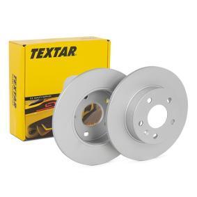 Bremsscheibe von TEXTAR - Artikelnummer: 92092103