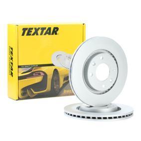 Bremsscheiben 92111503 TEXTAR Sichere Zahlung - Nur Neuteile
