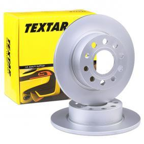 Bremsscheibe von TEXTAR - Artikelnummer: 92120903