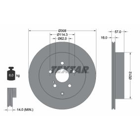 ... Brake Disc 92222200 — current discounts on top quality OE 55611-77K01  spare parts