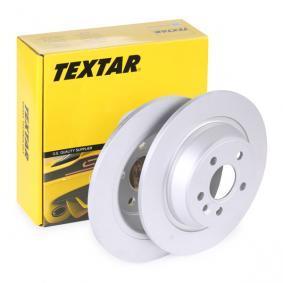 Bremsscheibe von TEXTAR - Artikelnummer: 92159303