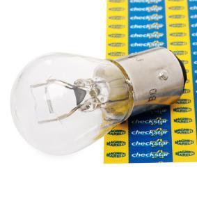 köp MAGNETI MARELLI Glödlampa, bromsljus 008528100000 när du vill