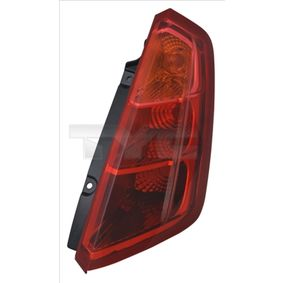 Luce posteriore 11-12279-01-2 con un ottimo rapporto TYC qualità/prezzo