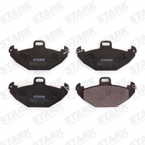 Jeu de plaquettes de frein, frein à disque SKBP-0011084 pour RENAULT LAGUNA à prix réduit — achetez maintenant!