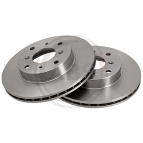 buy and replace Brake Disc A.B.S. 15627