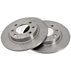 buy and replace Brake Disc A.B.S. 15958