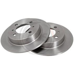 спирачен диск A.B.S. 16212 купете и заменете