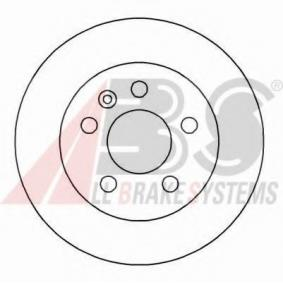 buy and replace Brake Disc A.B.S. 16280