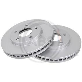 Disco freno A.B.S. 16351 comprare e sostituisci