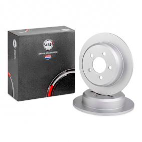 buy and replace Brake Disc A.B.S. 16557