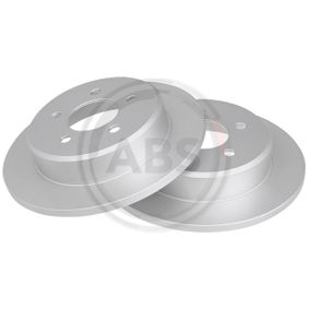 buy and replace Brake Disc A.B.S. 17034