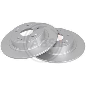 Brake Disc 17973 A.B.S. Secure payment — only new parts
