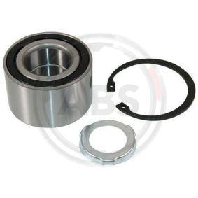 Įsigyti ir pakeisti rato guolio komplektas A.B.S. 200078