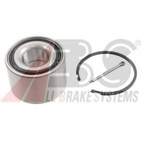 Kit cuscinetto ruota 201037 per NISSAN 200 SX a prezzo basso — acquista ora!