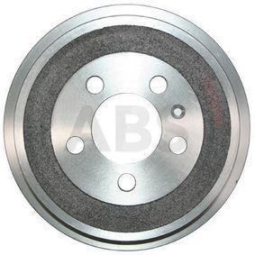 A.B.S. Bremstrommel 2765-S Günstig mit Garantie kaufen