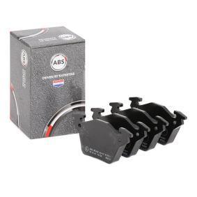 Jeu de plaquettes de frein, frein à disque 37104 pour MERCEDES-BENZ petits prix - Achetez tout de suite!