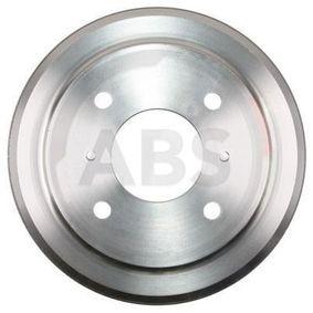 acheter A.B.S. Tambour de frein 7151-S à tout moment