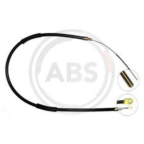 acheter A.B.S. Tirette à câble, frein de stationnement K19995 à tout moment