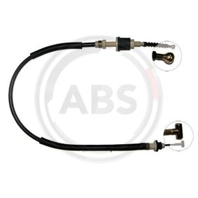 volvo 240 clutch cable