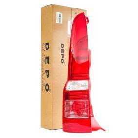 Luce posteriore 2201014 con un ottimo rapporto ALKAR qualità/prezzo