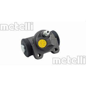 METELLI Cylinderek hamulcowy 04-0359 kupować online całodobowo
