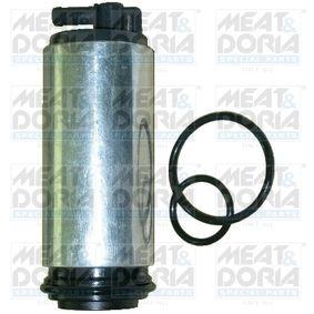 Pompa carburante MEAT & DORIA 76809 comprare e sostituisci