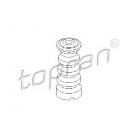 buy TOPRAN Rubber Buffer, suspension 104 228 at any time