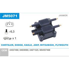 Achetez et remplacez Bobine d'allumage JM5071