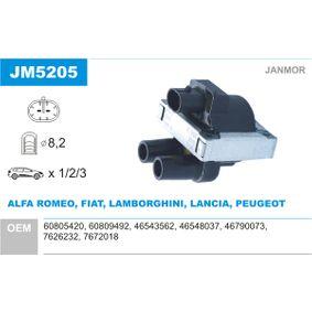 Achetez et remplacez Bobine d'allumage JM5205