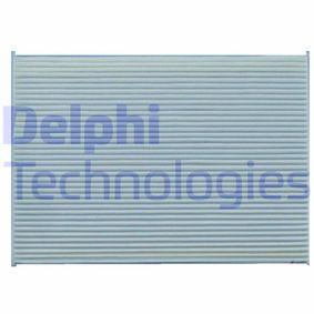 Interieurfilter TSP0325227 voor RENAULT KOLEOS met een korting — koop nu!