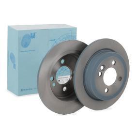 Disque de frein ADG04375 BLUE PRINT Paiement sécurisé — seulement des pièces neuves