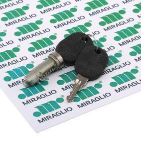Bestil 80/1000 MIRAGLIO Låsecylinder nu