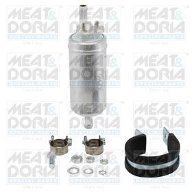 Pompa carburante MEAT & DORIA 76043 comprare e sostituisci