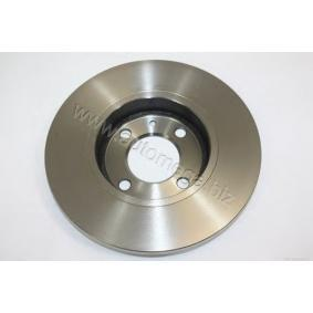 Brake Disc 306150301357 AUTOMEGA Secure payment — only new parts