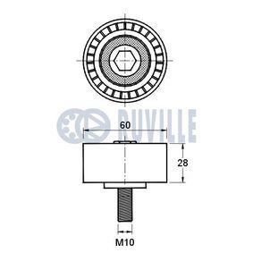 RUVILLE обтягаща шина, ангренажна верига 3484036 купете онлайн денонощно