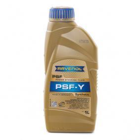 Pērc RAVENOL Stūres pastiprinātāja eļļa 1211123-001-01-999 jebkurā laikā