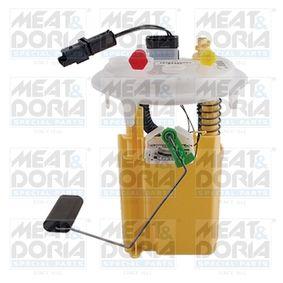 MEAT & DORIA senzor, rezervor combustibil 79289 cumpărați online 24/24