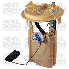 MEAT & DORIA senzor, rezervor combustibil 79329 cumpărați online 24/24