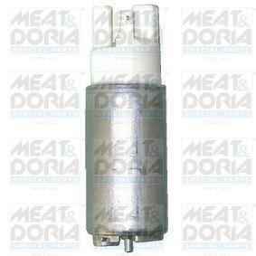 Pompa carburante 76539 con un ottimo rapporto MEAT & DORIA qualità/prezzo