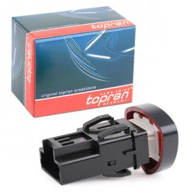 TOPRAN Warnblinkschalter 701 004 rund um die Uhr online kaufen