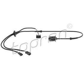 TOPRAN маркуч, вентилация на колянно-мотовилковия блок 722 085 купете онлайн денонощно