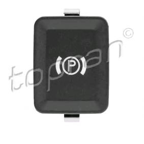 Αγοράστε TOPRAN Διακόπτης, ενεργοποίηση φρένου ακινητοποίησης 114 992 οποιαδήποτε στιγμή