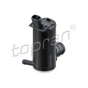 TOPRAN Pompa acqua lavaggio, Tergicristallo 820 210 acquista online 24/7