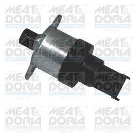 MEAT & DORIA Supapa reglaj, cantitate combustibil (Sistem Common-Rail) 9282 cumpărați online 24/24