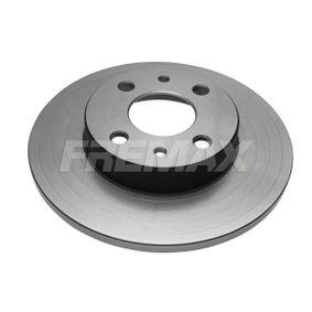 Bremsscheibe von FREMAX - Artikelnummer: BD-3465