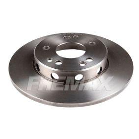 Disco freno BD-7210 FREMAX Pagamento sicuro — Solo ricambi nuovi