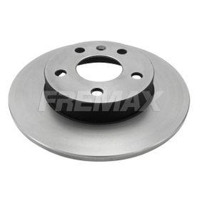 Bremsscheibe von FREMAX - Artikelnummer: BD-9110