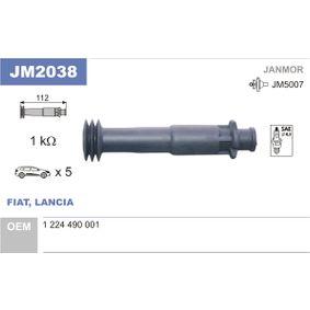Fiche, bobine d'allumage JM2038 JANMOR Paiement sécurisé — seulement des pièces neuves