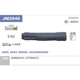 Fiche, bobine d'allumage JM2046 JANMOR Paiement sécurisé — seulement des pièces neuves